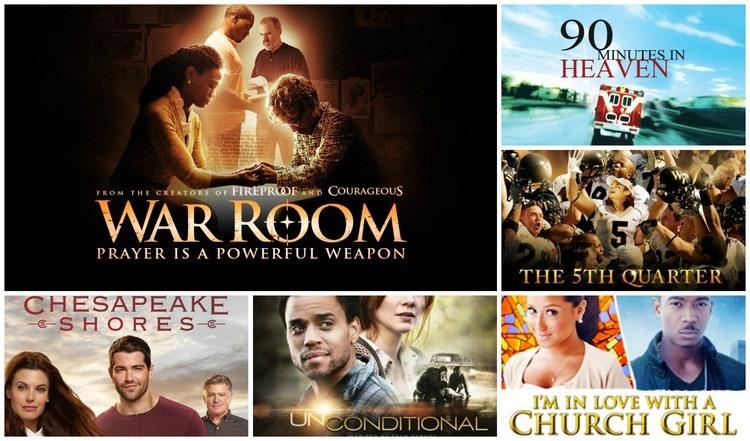 De beste christelijke films en series op Netflix