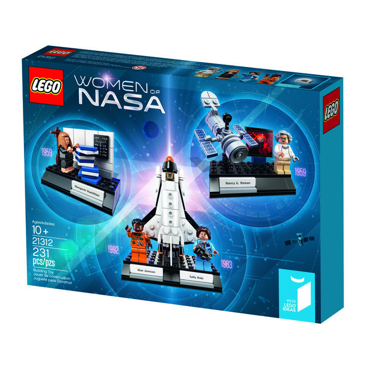 LEGO Women of NASA-Margret Hamilton-GoodGirlsCompany