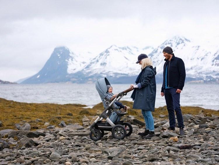 Stokke Trailz Exclusive Edition Nordic Blue-GoodGirlsCompany