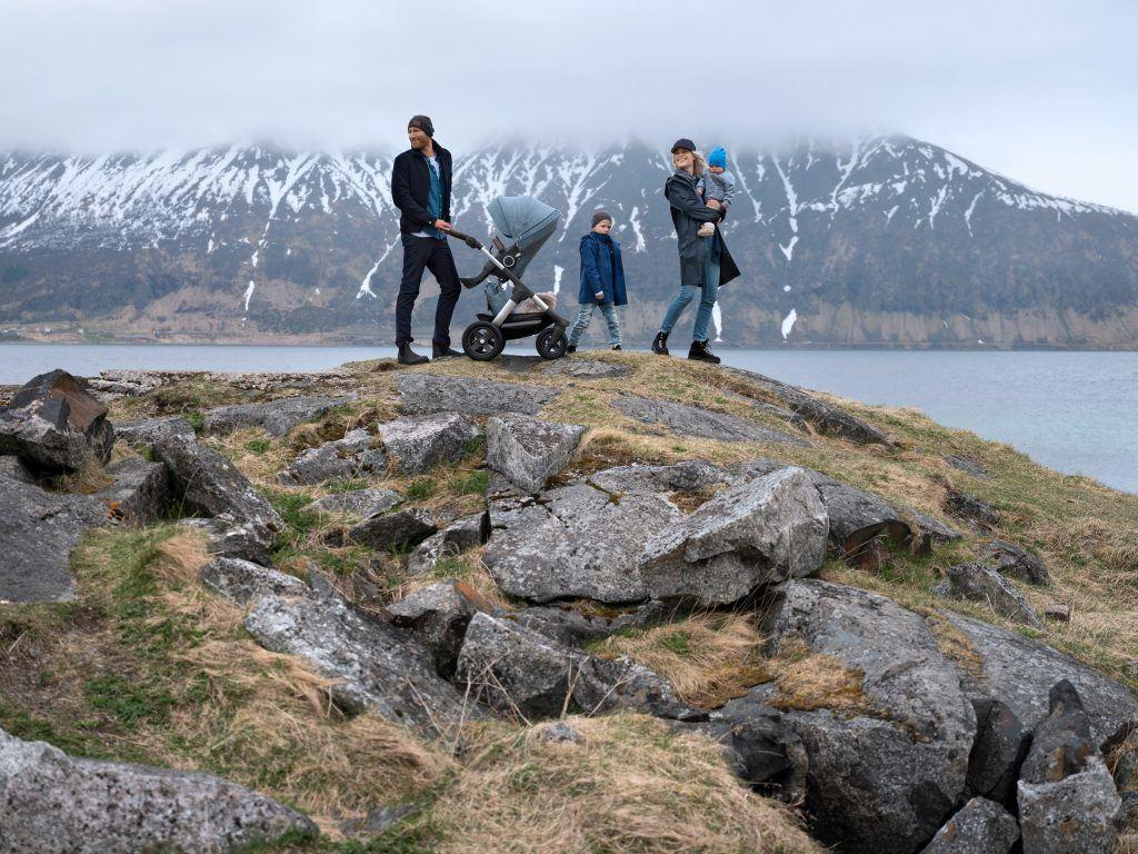 Stokke Trailz_Nordic Blue Exclusive Edition-GoodGirlsCompany