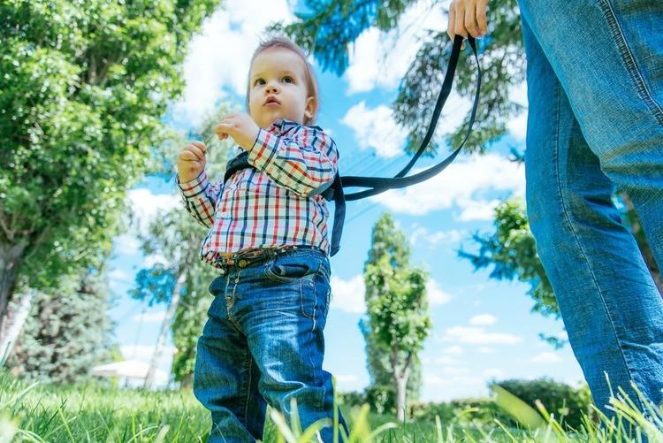kindertuigje voor kleine kinderen-GoodGirlsCompany
