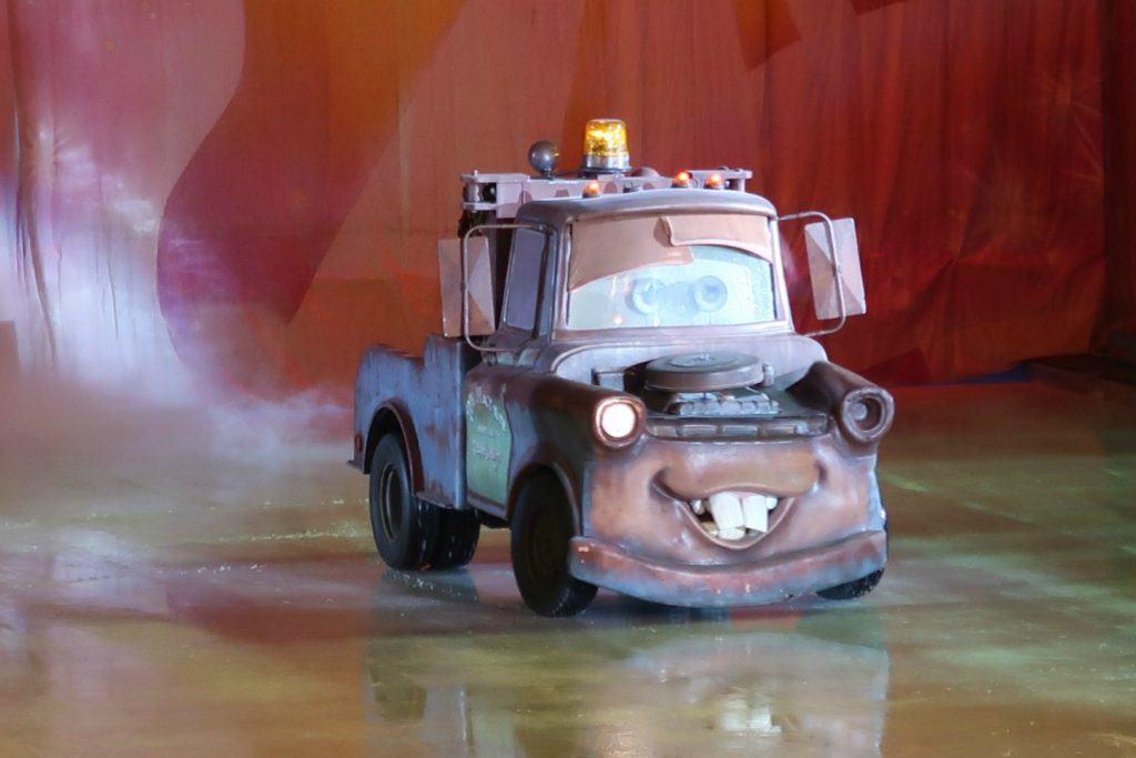 Praktische informatie Disney on Ice