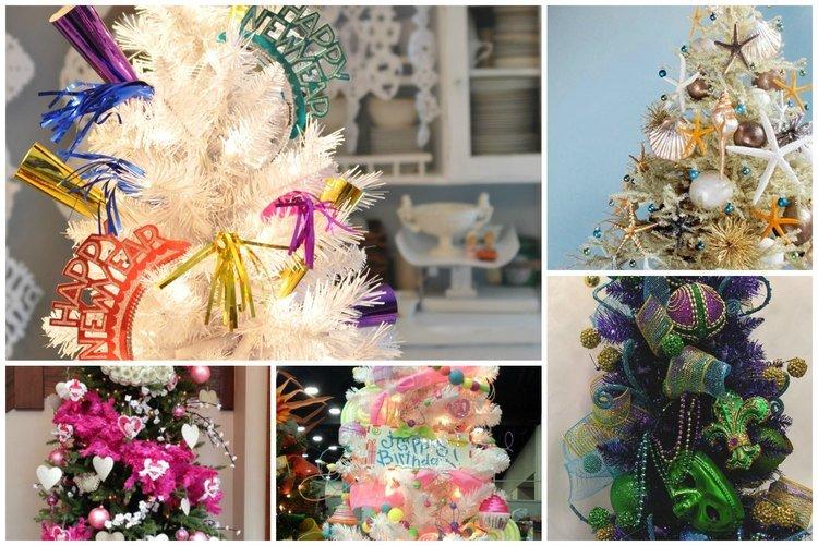 Leuk ! Zo laat je de kerstboom het hele jaar staan-GoodGirlsCompany