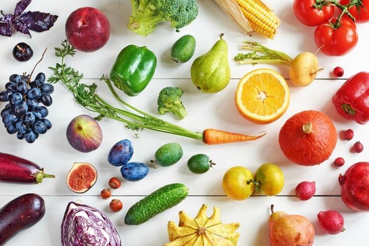 Negenmaandenbeurs 2018 Groente en Fruit plein