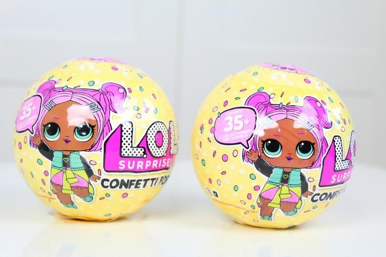 Wat zit er in de LOL Surprise Confetti Pop-GoodGirlsCompany