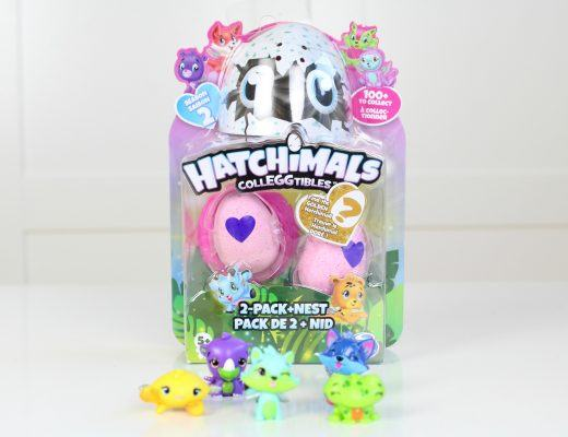 Winactie Hatchimals CollEggtibles seizoen 2