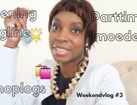 weekendvlog 3 Opening Bigline, shoplogs en parttime moeder