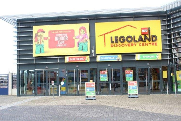Winactie   4 combitickets voor Legoland Discovery Centre en Sea Life