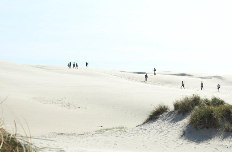 zandverstuiving Skagen