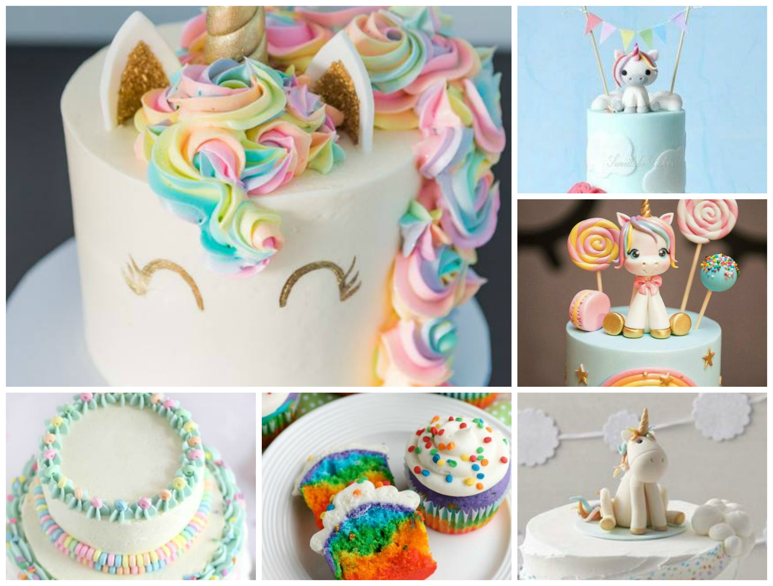 unicorn cake maken GoodGirlsCompany