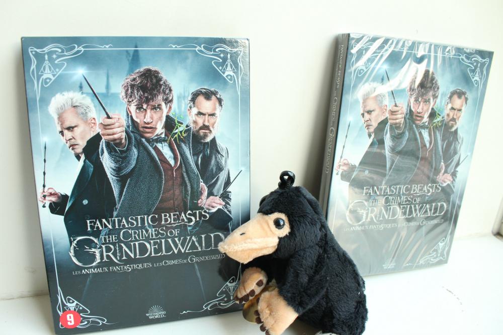 Fantastic Beasts The Crimes of Grindelwald winactie