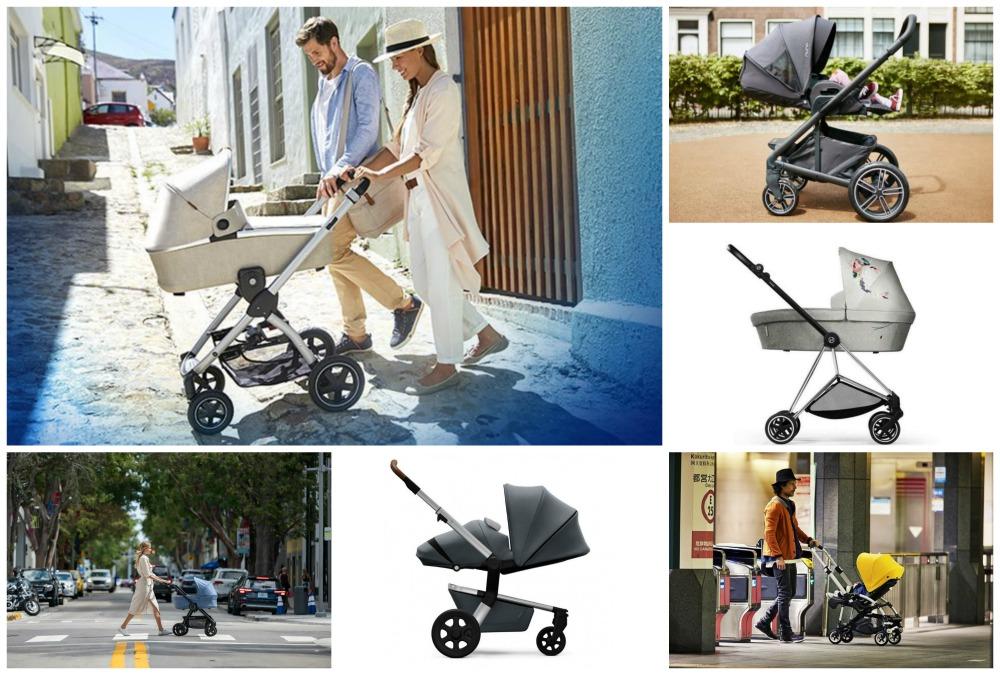 Beste urban kinderwagens vanaf geboorte tot peuter