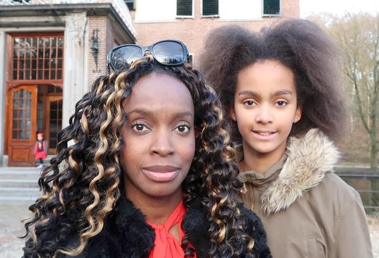 dochter lijkt op mij
