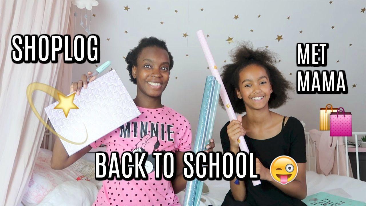 Schoolspullen shoplog 2019