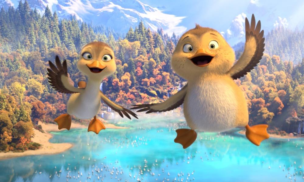duck-duck-Nederlands gesproken