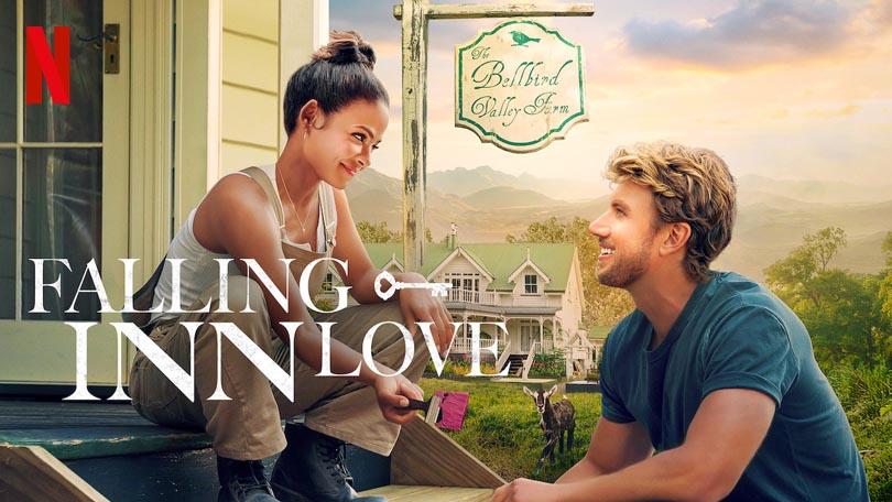Falling-inn-Love-Netflix-The Millennial Mom