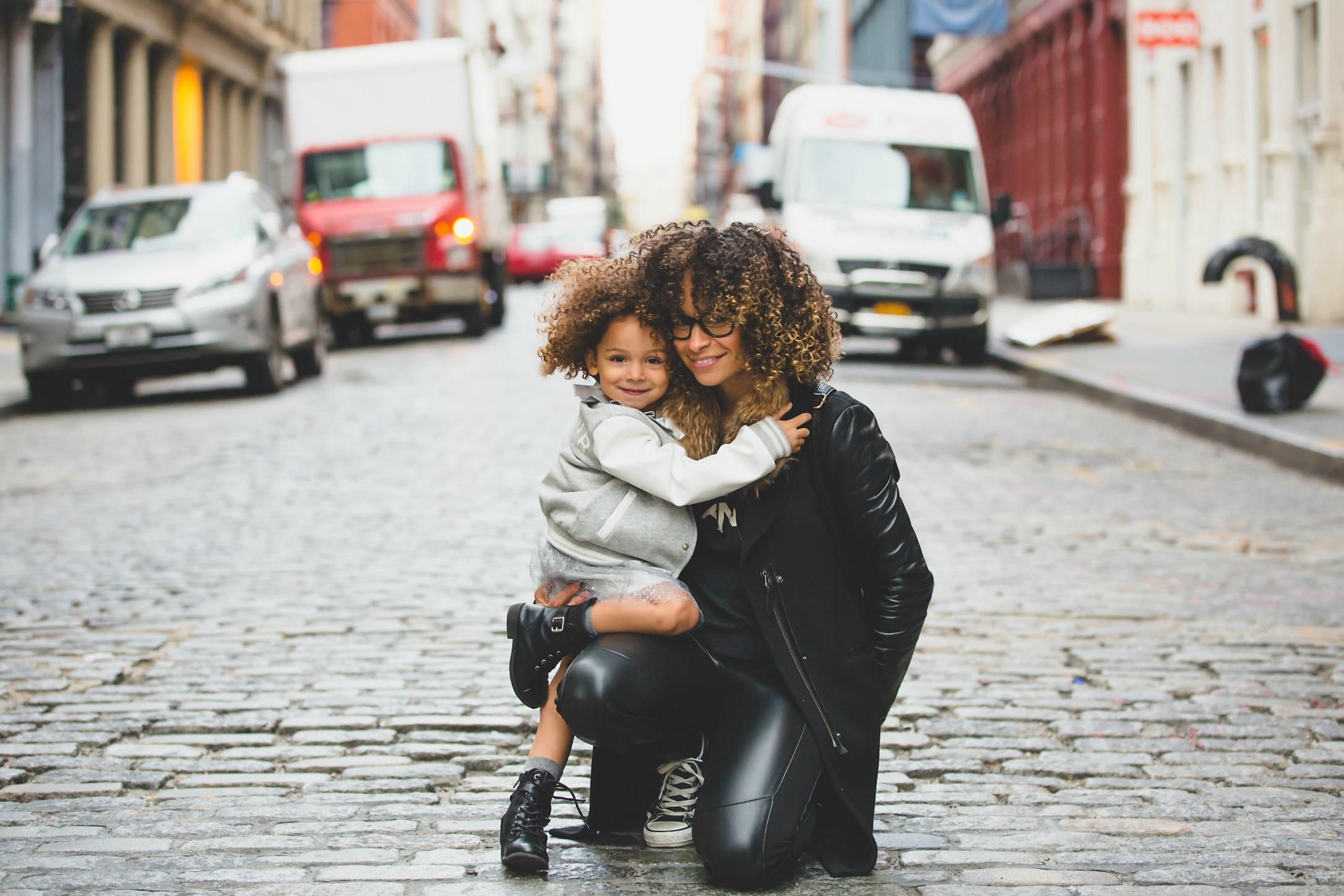 Hoe word je een meer betrokken, aanwezige moeder