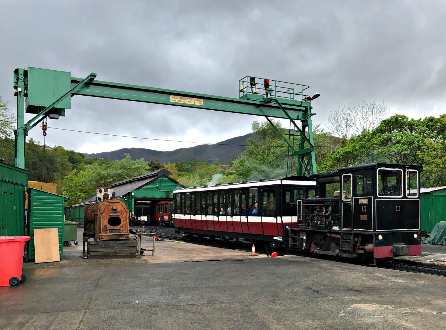ervaringen Snowdon Mountain Railway