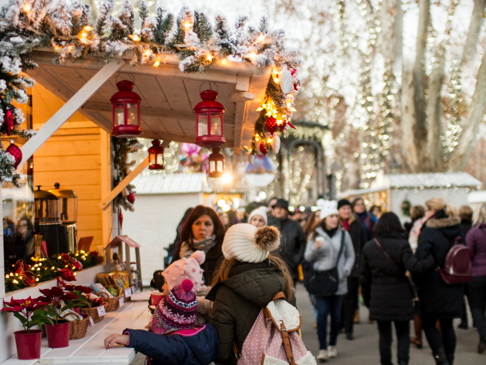 Advent in Zagreb-The Millenial