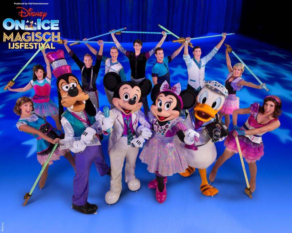 Disney on ice bloggers winactie 2019_The millennial mom