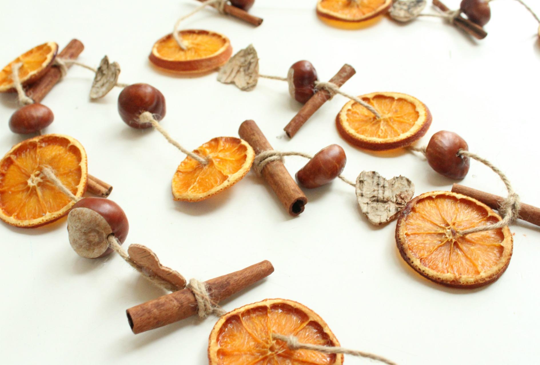herfstslinger gedroogde sinaasappels_The millennial mom