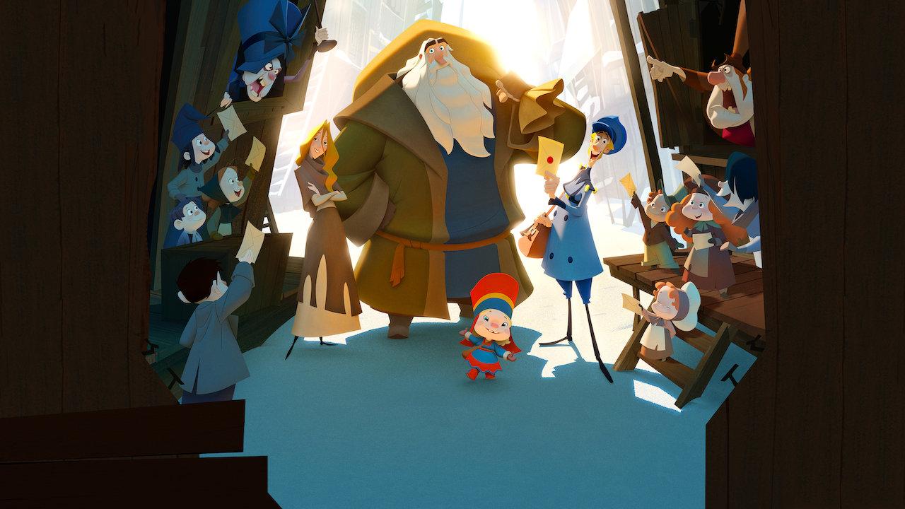 animatiefilm Klaus review Nederlands_The millennialmom
