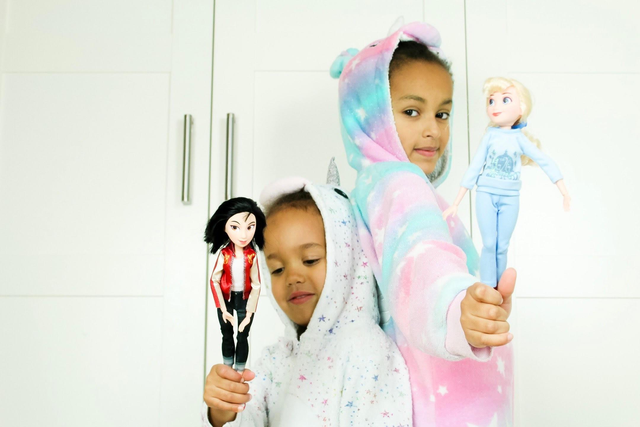 review Disney princess comfy squad_the millennial mom