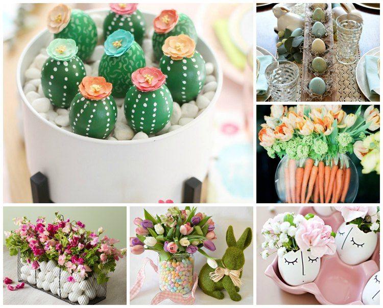 bloemschikken paasstukje bloemstuk voor Pasen GoodGirlsCompany