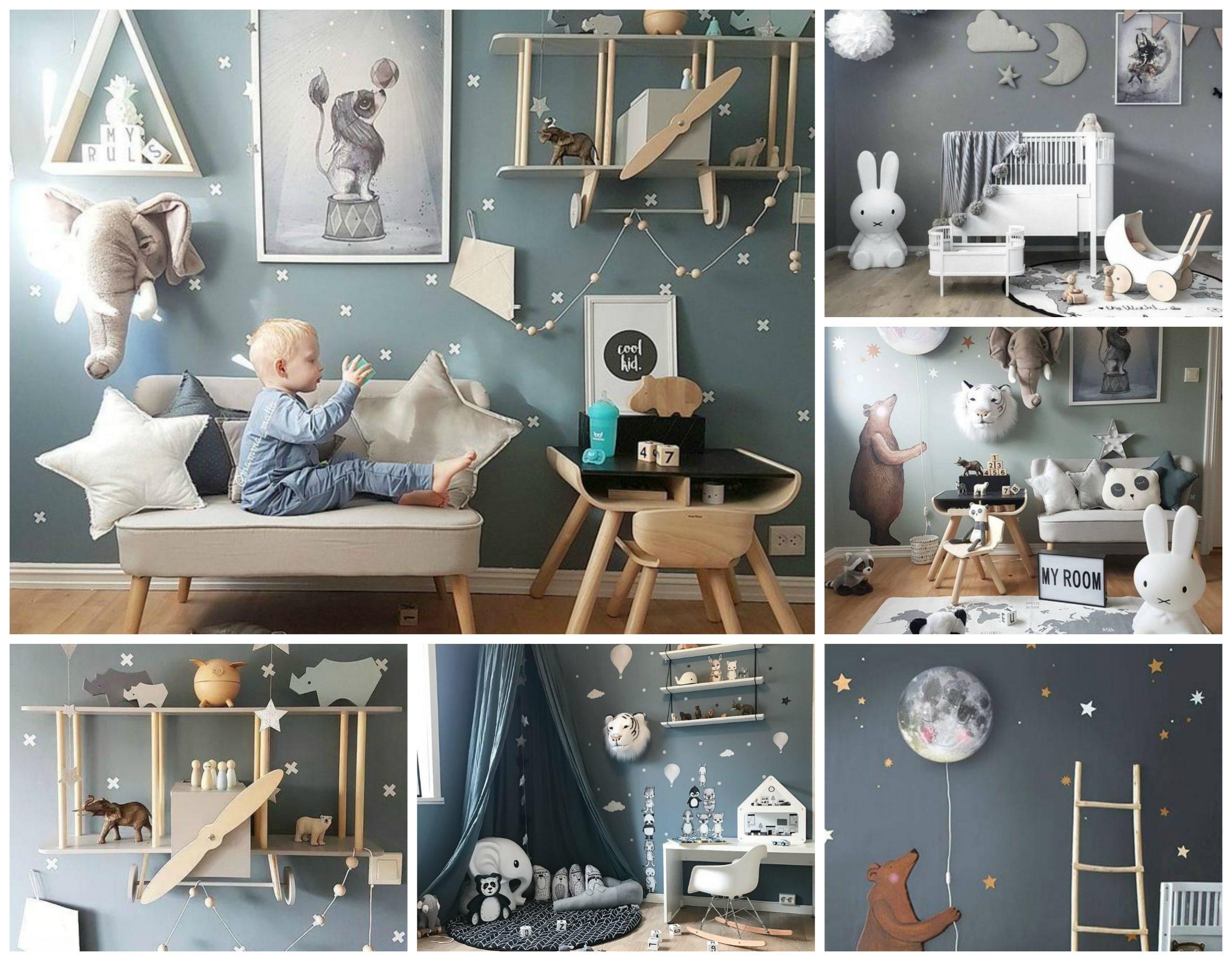 Inspiratie babykamer sterren thema_Novans babykamer