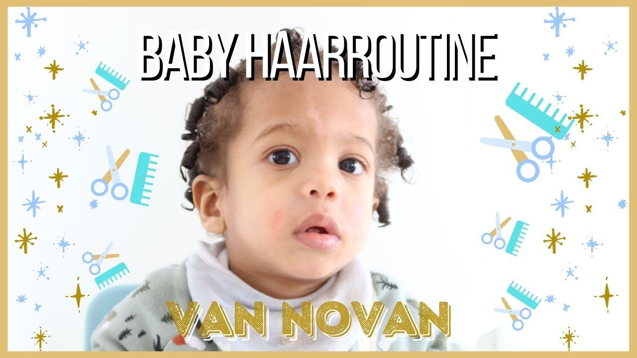 Haarroutine Novan